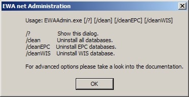 EWA Admin Tool Guide